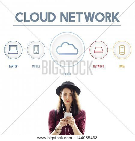 Networking Communication Connection Share Ideas Concept