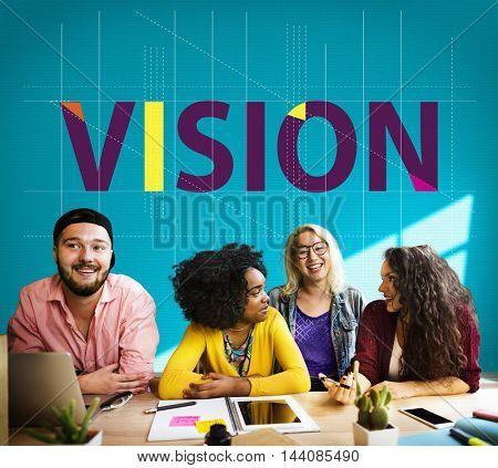 Vision Direction Planning Inspiration Mission Concept