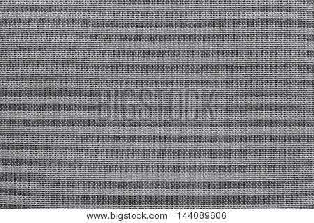 surface of fluted fabric or textile material for the textured wallpaper and for a background of monochrome gray silvery color