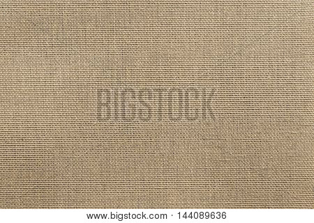 surface of fluted fabric or textile material for the textured wallpaper and for a background of monochrome sand color