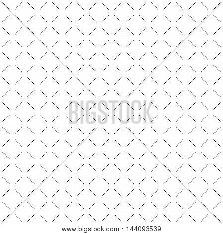 Geometric repeating vector light pattern. Seamless abstract modern texture for wallpapers and backgrounds