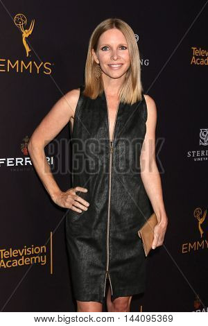 LOS ANGELES - AUG 24:  Lauralee Bell at the Daytime TV Celebrates Emmy Season  at the Television Academy - Saban Media Center on August 24, 2016 in North Hollywood, CA