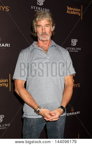 LOS ANGELES - AUG 24:  Ronn Moss at the Daytime TV Celebrates Emmy Season  at the Television Academy - Saban Media Center on August 24, 2016 in North Hollywood, CA