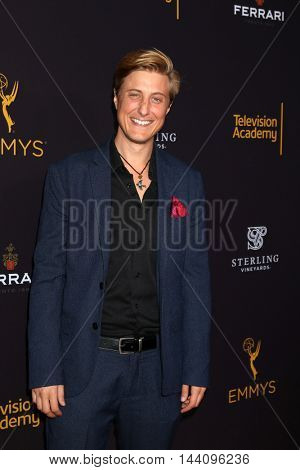 LOS ANGELES - AUG 24:  Scott Turner Schofield at the Daytime TV Celebrates Emmy Season  at the Television Academy - Saban Media Center on August 24, 2016 in North Hollywood, CA