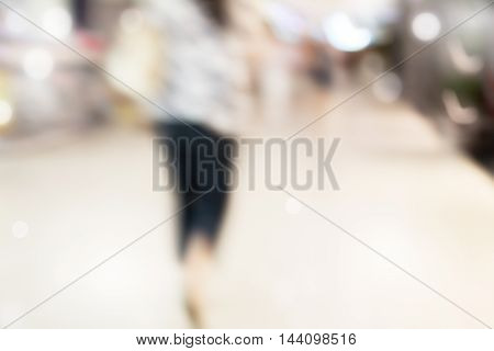 abstract blur people background. Business concept .