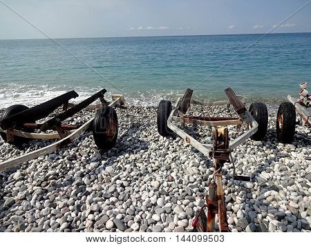 Trolley For Jet Ski And Boats