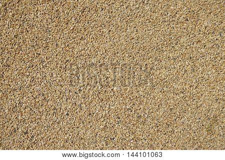 fine or granular gravel background texture pattern