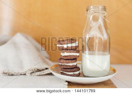Oreo Chocolate Cookies