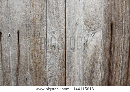 Old wooden texture background shows cracks and fractures radiating from the center that have resulted from the natural weathering from being left in the open air.
