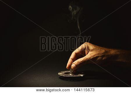 Stop Smoking Process