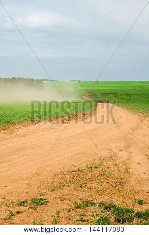 Dirt Dirt Road