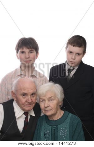 Grandparents And Grandsons