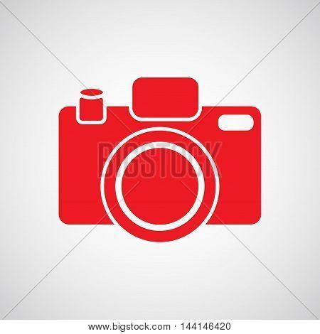 Camera-red