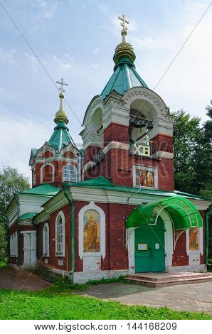 Vvedenskaya Church (Church of Introductions of Mother of God in Temple) Kalyazin Russia