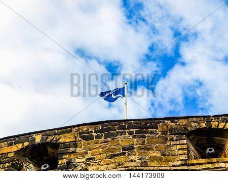 Scottish Flag Hdr
