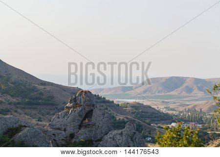 Mountain. Beautiful Mountain Landscape