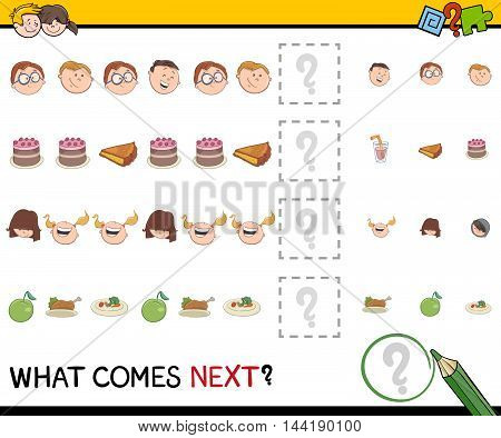 Pattern Activity For Children