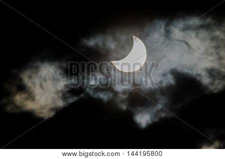 Partial Solar Eclipse