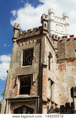 Ruins Of State Castle, Cesky Rudolec