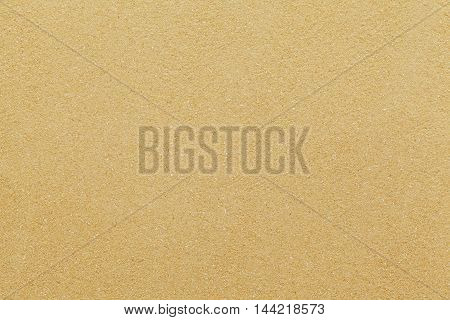Organic powder of Indian frankincense, Salai or shallaki (Boswellia serrata). Macro close up background texture. Top view.