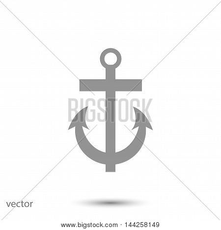 ancor icon, vector best flat icon EPS