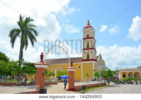Remedios Mayor Parochial Church
