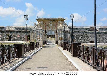 San Carlos De La Cabana Fortress