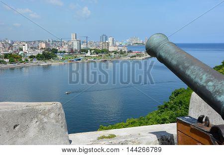 Havana From La Cabana