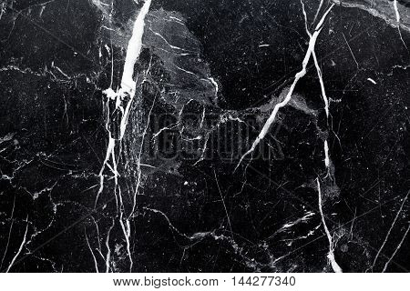 abstract natural marble black and white, black marble patterned texture background. can used for surface tile wall ceramic.