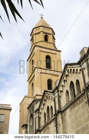 CAGLIARI: Parish of Santa Eulalia of the Navy - Sardinia neighborhood