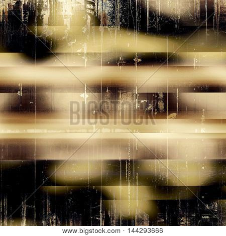 Old school aged texture or background for retro grunge design. With different color patterns: gray; yellow (beige); brown; black