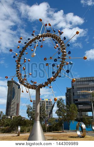 Blowhole Art In Melbourne