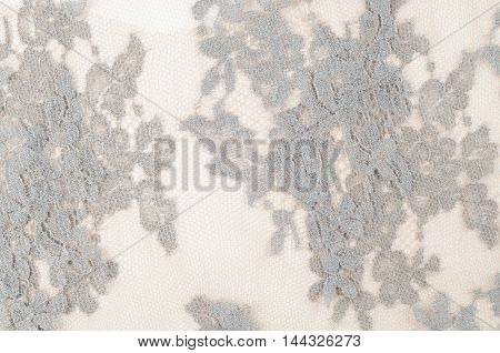 Lace On The Fabric. Tissue, Textile, Cloth, Fabric, Material, Texture