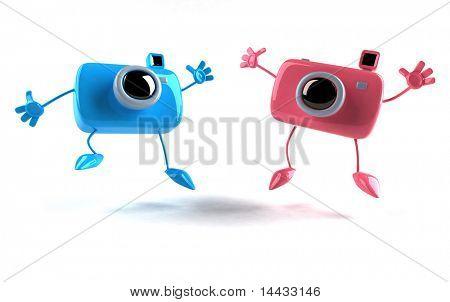 Happy cameras