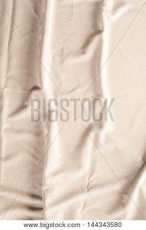 Silk. Lining Brown