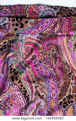 Pants For Women, Breeches. Abstract Pattern. Paisley (design) Texture