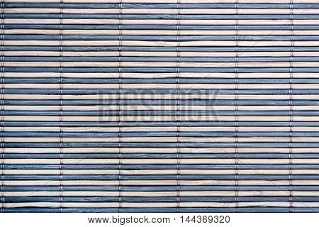 Texture and Background of wooden sticks, interconnected