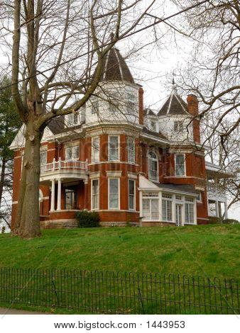 Historic Brick Home Circa Early 1900S