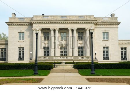 The Governor'S Mansion, Frankfort Kentucky, Usa