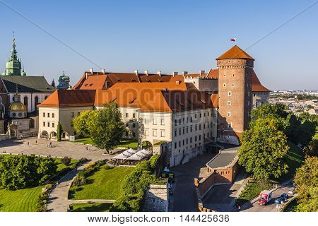 Royal Castle - Wawel.