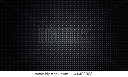 Dark abstract background texture with dotted elements vector illustration.