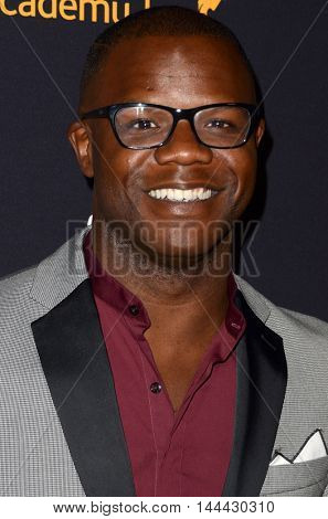 LOS ANGELES - AUG 25:  Tory Devon Smith at the 4th Annual Dynamic & Diverse Celebration at the TV Academy Saban Media Center on August 25, 2016 in North Hollywood, CA