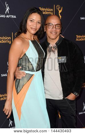 LOS ANGELES - AUG 25:  Guest, Ricky Minor at the 4th Annual Dynamic & Diverse Celebration at the TV Academy Saban Media Center on August 25, 2016 in North Hollywood, CA