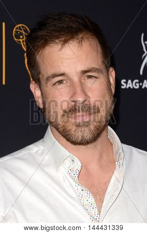 LOS ANGELES - AUG 25:  Kurt Yaeger at the 4th Annual Dynamic & Diverse Celebration at the TV Academy Saban Media Center on August 25, 2016 in North Hollywood, CA