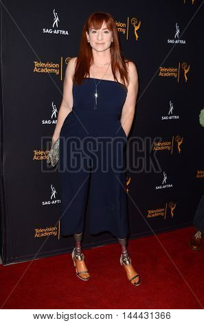 LOS ANGELES - AUG 25:  Katy Sullivan at the 4th Annual Dynamic & Diverse Celebration at the TV Academy Saban Media Center on August 25, 2016 in North Hollywood, CA