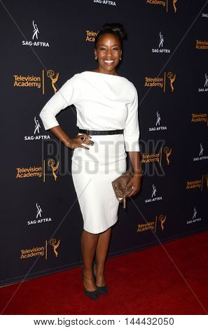 LOS ANGELES - AUG 25:  Hilary Ward at the 4th Annual Dynamic & Diverse Celebration at the TV Academy Saban Media Center on August 25, 2016 in North Hollywood, CA