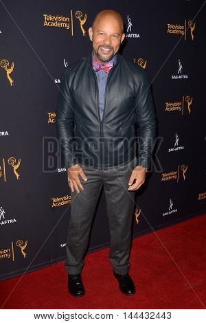 LOS ANGELES - AUG 25:  Chris Williams at the 4th Annual Dynamic & Diverse Celebration at the TV Academy Saban Media Center on August 25, 2016 in North Hollywood, CA