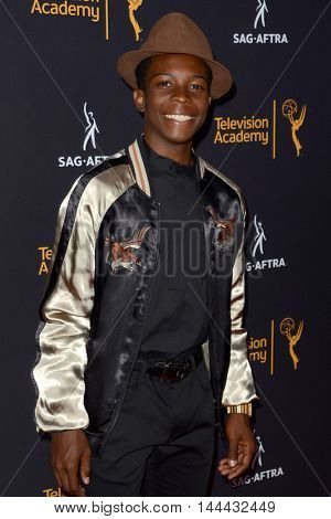 LOS ANGELES - AUG 25:  Dante Brown at the 4th Annual Dynamic & Diverse Celebration at the TV Academy Saban Media Center on August 25, 2016 in North Hollywood, CA
