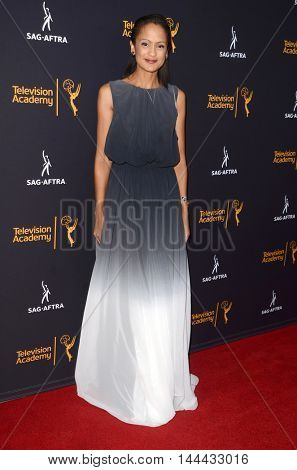LOS ANGELES - AUG 25:  Anne-Marie Johnson at the 4th Annual Dynamic & Diverse Celebration at the TV Academy Saban Media Center on August 25, 2016 in North Hollywood, CA