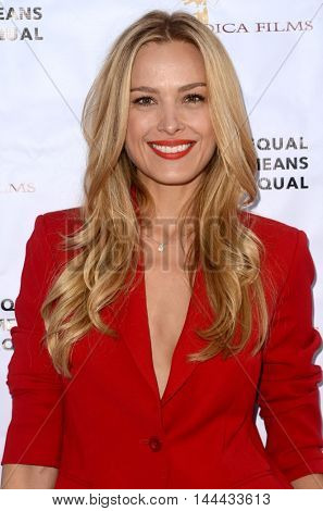 LOS ANGELES - AUG 26:  Petra Nemcova at the